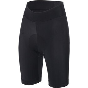 Santini Gaia Bibless Shorts Dame black